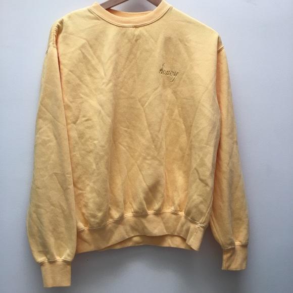 Brandy Melville Sweaters Erica Honey Sweater Poshmark